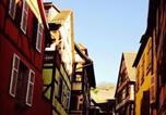 Location vacances Labaroche - La maison jaune a Kaysersberg-1