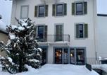 Hôtel Les Houches - Cosmiques Hotel - Centre Chamonix-3