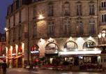 Hôtel Bordeaux - Cœur de City Hôtel Bordeaux Clémenceau by Happyculture-3