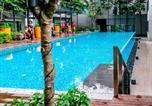 Hôtel Malaisie - Bunk Kl-Klcc Wifi-1