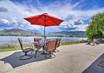 Location vacances Osoyoos - Waterfront Lake Osoyoos Cottage w/ Beach & Patio!-2