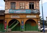 Hôtel Ghana - Archiafrika Hostel-4