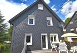 Location vacances Masserberg - Quaint Holiday Home In Thuringia With Terrace.-1