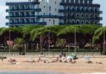 Hôtel Blanes - Hotel Blaucel-4