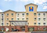 Hôtel Huntsville - Comfort Inn Huntsville-1