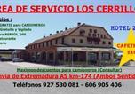 Hôtel Caceres - Area de Servicio los Cerrillos-1