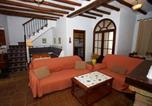 Location vacances Benamahoma - Casa Rural Casa Ronda-4