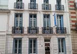 Hôtel Semussac - Hôtel Emilie-1