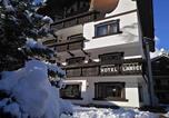 Hôtel Villarodin-Bourget - Hotel I Larici