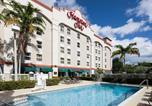 Hôtel Fort Lauderdale - Hampton Inn Ft Lauderdale-Airport North-1