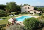 Location vacances Bagno a Ripoli - Florence Villa Sleeps 4 Pool Air Con Wifi-3