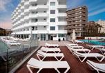 Hôtel 4 étoiles Pineda de Mar - Alegria Mar Mediterrania - Adults Only-1