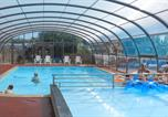 Camping avec Piscine Port-en-Bessin-Huppain - Camping Le Rivage-1