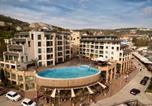 Location vacances  Bulgarie - Marina City Aparthotel-3