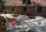 Location vacances Saint-Médard-d'Excideuil - Countryside tiny house near Chateau de Hautefort-4