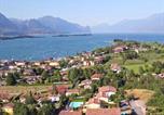 Location vacances Manerba del Garda - Gardasee Villa Elisa Mit Pool in Manerba am Gardasee-1