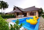 Villages vacances Na Chom Thian - Rock Garden Beach C18 By Sand-D House-3