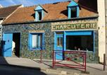 Hôtel Oise - La &quote;charcuterie&quote; Greber-1