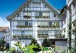 Hôtel Appenzell - Idyllhotel Appenzellerhof-2