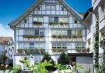 Hôtel Saint-Gall - Idyllhotel Appenzellerhof-2