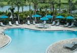 Hôtel Cocoa Beach - Hampton Inn & Suites Cape Canaveral Cruise Port, Fl-2