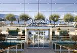 Hôtel 4 étoiles Genève - Grand Hotel Kempinski Geneva-1