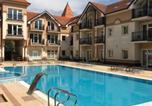 Location vacances Palić - Apartments Light-3