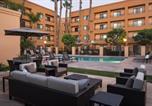 Hôtel Carson - Courtyard Los Angeles Torrance/South Bay-3