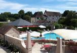 Hôtel Semezanges - Hotel Le Clos De La Vouge-3