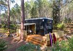Camping avec Quartiers VIP / Premium Hourtin - Slow Village Lacanau-3