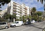 Location vacances Menton - Agence Giotto Immobilier - Appartements 2 pièces Roca Mare-2