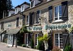 Hôtel La Boissière-Ecole - Le Chene Pendragon-1