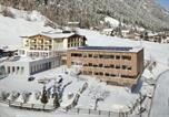 Hôtel Brand - Alpenhotel Zimba-1