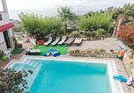 Location vacances Caselle in Pittari - Apartment with one bedroom in Vibonati with wonderful sea view shared pool and enclosed garden 500 m from the beach-1