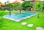 Location vacances Kuta - Si Doi Hotel Legian-1