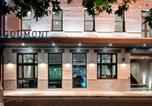 Hôtel Fremantle - Hougoumont Hotel Fremantle-2