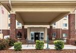 Hôtel Huntsville - Sleep Inn & Suites Huntsville near U.S. Space & Rocket Center-1