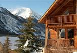 Location vacances Bardonecchia - Chalet L'Eitièro hameau des Chazals Nevache Hautes Alpes-1