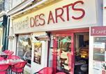 Hôtel Beaumont-en-Véron - Hôtel du Café des Arts-1