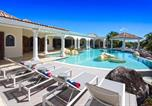 Location vacances Marigot - La Salamandre 4 - Lagoon front villa in Terres Basses with massive pool-4