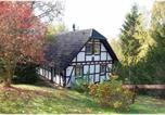 Location vacances Frankenau - Kleine Ferienvilla in Frankenau-1