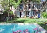 Location vacances Lavit - Chambres d'Hôtes L'Arbre d'Or de Marc-Aurele-1