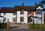Location vacances East Grinstead - Villa Verde Gatwick-1
