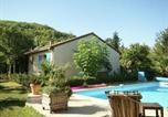 Location vacances  Lot - Beautiful Holiday Home in Espere with Swimming Pool-1
