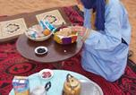 Camping  Acceptant les animaux Maroc - Au Bonheur des Dunes-1