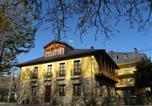 Hôtel Carracedelo - Hotel Valle del Silencio-1