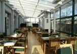 Hôtel Baabe - Hotel Strandpavillon-3