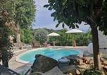 Location vacances Borgo - Maison de charme avec piscine et vue exceptionnelle-1