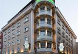 Hôtel Hocapaşa - Hotel Yasmak Sultan-1
