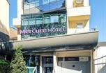 Hôtel 4 étoiles Antony - Mercure Paris Malakoff Parc des Expositions-1